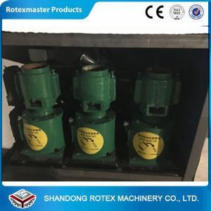 China Easy Operation Livestock Small Pellet Mill / Animal Feed Pellet Mill Machine on sale