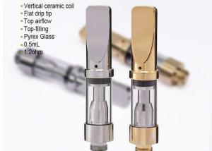 China OEM Electronic Cigarette Tanks , E Cig Tank 11.2mm Diameter Copper Material on sale