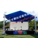 China Aluminum Outdoor Stage Roofing Truss, lighting truss from Aoka Stage wholesale
