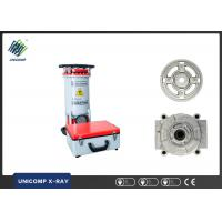 Weld X Ray Inspection Machine , X Ray Flaw Detector For Shipbuilding Industry