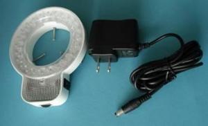 China YK-S64T  stereo microscope led ring illuminator on sale