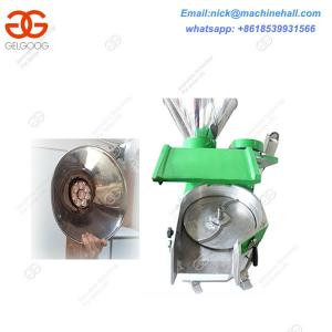 China Vegetable and Fruit Ring Slicing Machine|Hot Sale Lemon Machine|Potato Ring Machine with Low Price on sale