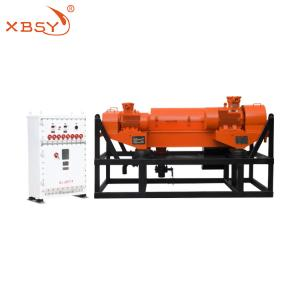 China Oilfield Solid Bowl Decanter Centrifuge Variable Frequency Drive 380V Or 460V on sale
