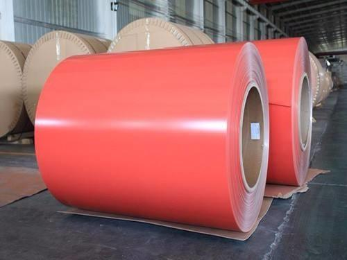 1050 3003 5052 Color Coated Aluminum Coil For Roofing Sheet Price In China For Sale Coated Aluminum Foil Manufacturer From China 108675008