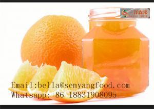 China New product promotion all kind of fruit jam 2.1L/ Bottle 12 Months Shelf life Orange jam on sale