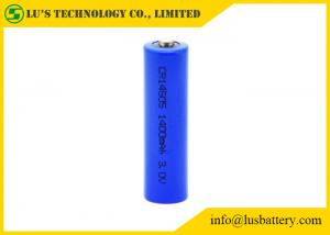 China Primary AA Manganese Batteries 3V AA Lithium Battery Limno2 Battery 3.0V 1500mAh Primary Lithium Batteries (CR14505) on sale