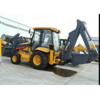 Middle Tractor Backhoe Loader  With 60KW Power 1.2m3 Loading Capacity  XT860