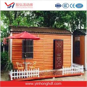 China Comforable Eco-friendly Prefab Villa Mezzanine Steel Modular House Structure on sale