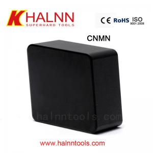 China Halnn BN-K1 grade CBN inserts for machining alloy cast iron rolls/roller on sale