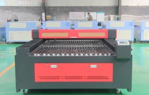 China 150w Tube Acrylic Sheet Cutting Machine Imported Linear Guide Rail And Precision Gear on sale