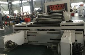 Quality Paper Box Roll Die Cutting Machine FD1050 * 550 For Embossing / Creasing / for sale