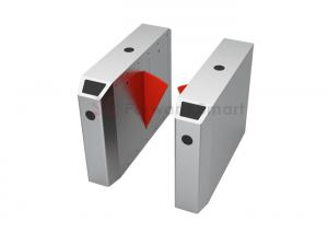 China Flap Access Control Turnstile on sale