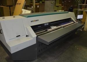 China 2500mm Width 520m2/h 600DPI Corrugated Box Printing Machine on sale