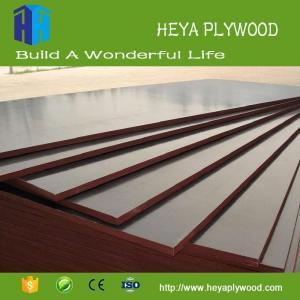China HEYA 3- 24mm concrete form plywood ties black plywood malaysia selangor price on sale