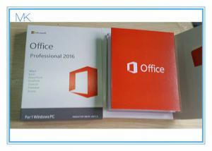 China Microsoft Office Professional 2016 Product Key Office 2016 Pro Plus Key + 3.0 Usb Flash Drive on sale