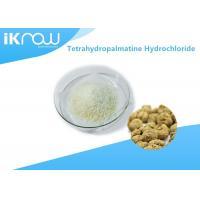 Natural Tetrahydropalmatine Hydrochloride 98% CAS 6024-85-7 From Corydalis