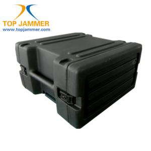 China 4 Bands 400W High Power Manpack Jammer Blocker GSM 3G 4G For Prsion Military Venue Stadium on sale