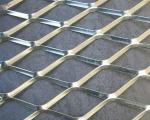 a malha expandida alumínio esticada do metal/expandiu a malha do metal (o preço de fábrica)