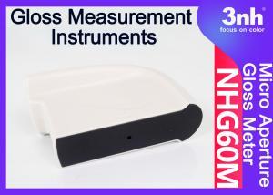 China NHG60M Single Angle Micro Aperture Gloss Meter Metal Wood Floor Stone Appearance Gloss Measurement Instruments on sale