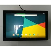 10 inch Android 6.0 tablet with wifi, bluetooth, camera, POE, LED bar Wall Mounting