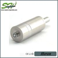 Heron Atomizer E Cigarette Atomizer with Silver plated brass contact