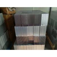 6063 T5 Cnc Machining Aluminium Heat Sink Profiles 100mm Length Precision Cutting