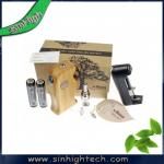 China New Arrival K600 Kit Made of Real Wood Big Vape Electronic Cigarette wholesale