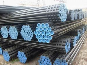 China Carbon Steel Seamless pipe use for oil well,  boilers,  precision machines,  petro-chemical,  ship,  structure pipe, on sale