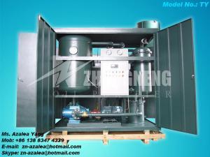 China Series TY Vacuum Turbine Oil Purifier on sale