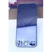 China Bamboo Panda Pattern 3D Tempered Glass Protects Glass Film For Iphone 4 4s 5 5s 5c on sale