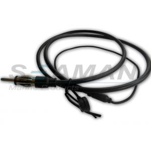 China 40 Inch Corrosion Resistant Cable Universal Marine Soft Wire Antenna on sale