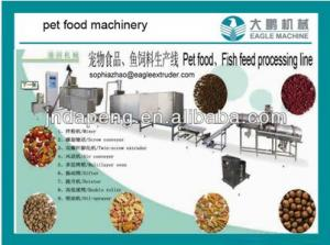 China Jinan eagle pet and dog food making machine/processing line /production line on sale