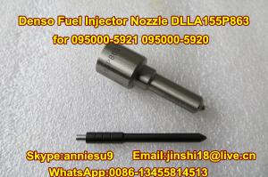 China Denso Fuel Injector Nozzle DLLA155P863 for 095000-5921, 095000-5920 on sale