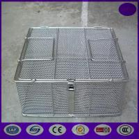 China high quality Surgical Sterilization Wire Basket PRICE