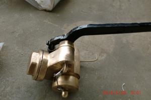 China Self-closing Gate Valve Heads for Sounding Pipe JISF3019 on sale