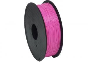 China Soft PLA / TPE / TPU / Flexible 3D Printer Filament 1.75mm 1KG For 3D Pen on sale