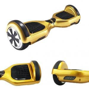 Quality Support debout électrique du scooter 250W de mini 2 roue d'or sur le scooter for sale