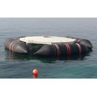 Inflatable Floating Marine Airbags , Rubber Airbags for Marine engineering
