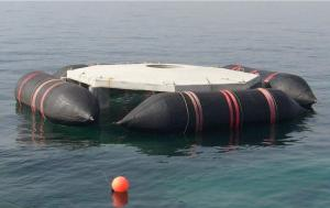 China Inflatable Floating Marine Airbags , Rubber Airbags for Marine engineering on sale