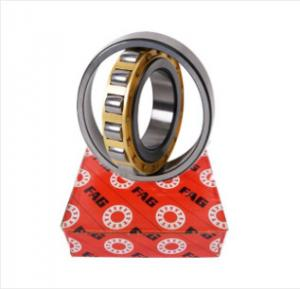 China FAG 22320MB Brass Cage Spherical Roller Bearing For Ship Rudder Shafts on sale