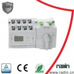 60Hz Dual Power Automatic Transfer Switch , AC 230V Automatic Changeover Switch
