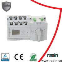 ODM Available Automatic Changeover Switch 10A-630A White Black Three Phase