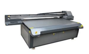 China Large Format UV Glass Printing Machine 2500 * 1300mm Print Size Multi Functional on sale
