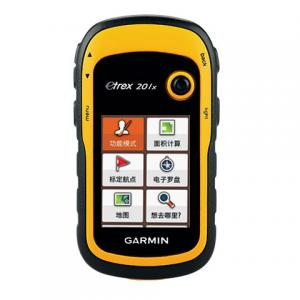 China Measuring Handheld GPS Device Black / Yellow Color 240 * 320 Resolution on sale