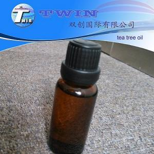 Quality Pure and Natural Tea Tree Oil used as cosmetics material for sale