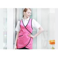 Unisex Vest Kitchen Cooking Aprons , Durable Adult Cooking Apron For Coffee Shop