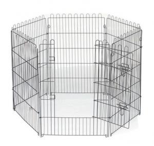 China 63x91 CM x 6pcs Wire Mesh Small Size Dog Kennel with Shelter or w/o Shelter,Pet Cages,Carriers & Houses,Welded Mesh wholesale