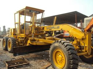 China Used Motor Graders CAT 140G on sale