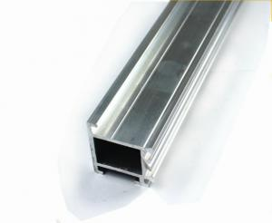 China Electrical T Shaped Aluminium Profile , Quality Light Industrial Aluminium Profiles on sale