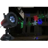Christmas Lights Outdoor Projector LED Snowflake Projector for Garden Party Stage Holiday Home Wall Xmas Trees Decor